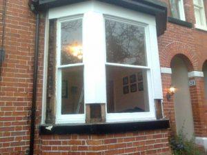 sash window double glazing leeds